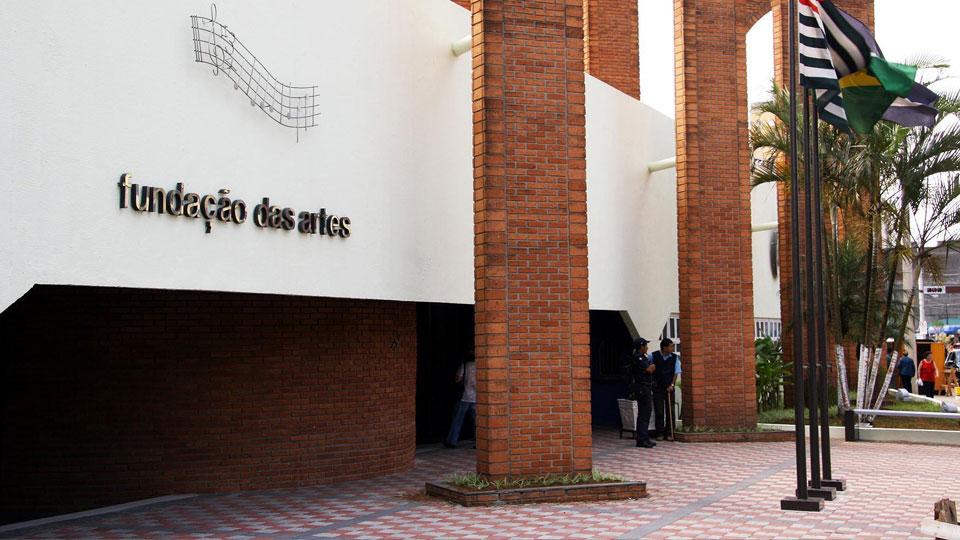 Fundação das Artes oferece cursos de artes para crianças e adolescentes