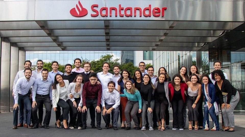 Santander abre Programa de Trainee edição 2020