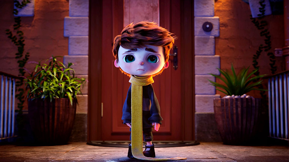 Oscar 2021 – Curta-metragem de animação brasileiro, Umbrella, entra na corrida pela premiação