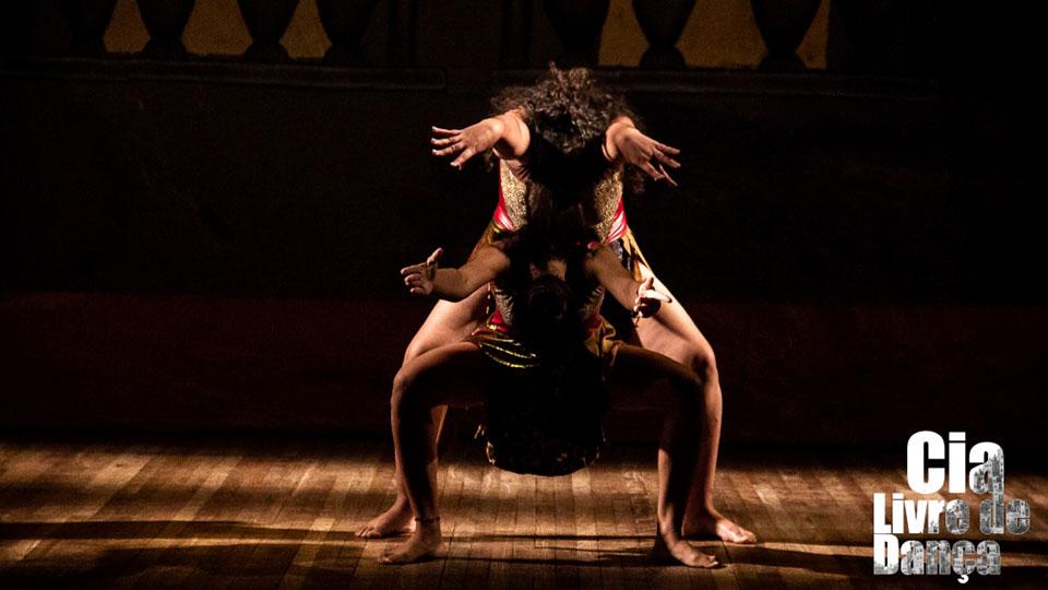 Cia Livre de Dança, da Rocinha, realiza audição para selecionar bailarinos para espetáculo de dança afro brasileira
