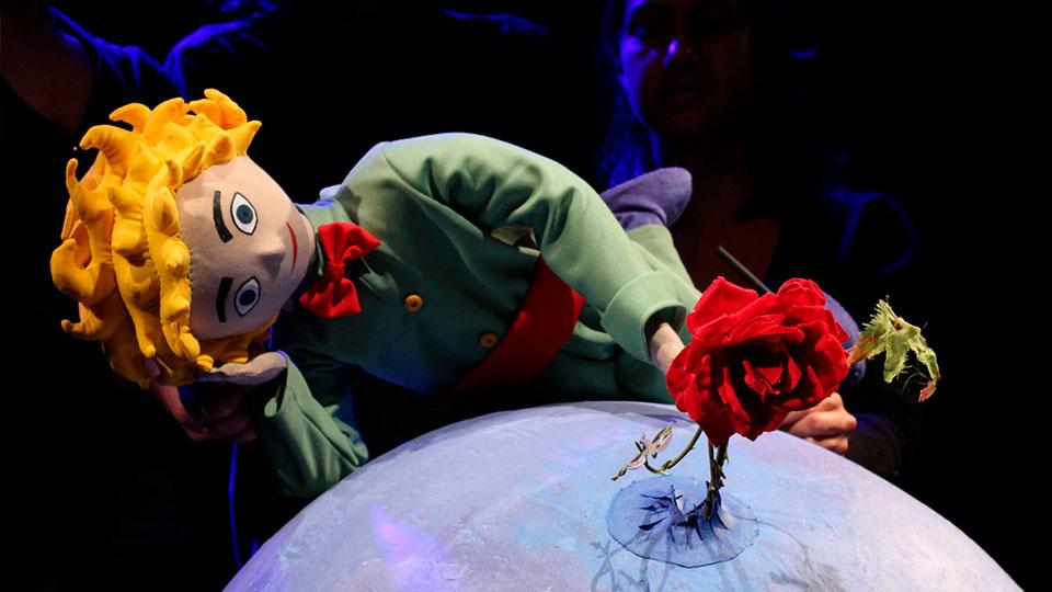 """Espetáculo """"O Pequeno Príncipe"""" ganha adaptação online com acesso grátis ao público"""