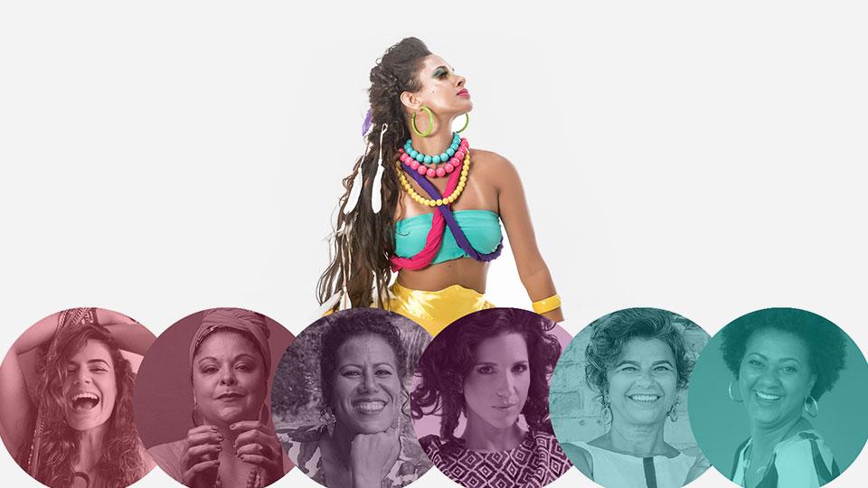 Festival Afrodisia reune 50 mulheres em programação online