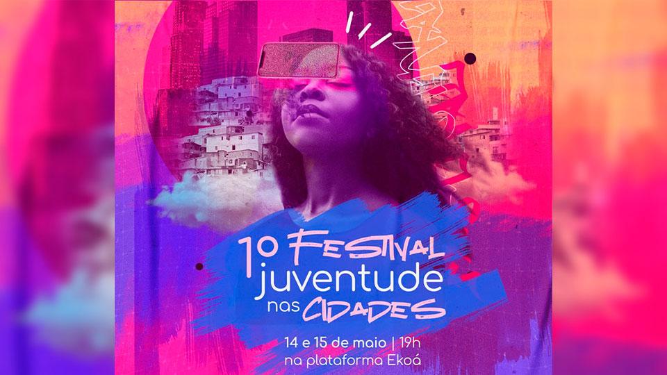 1º Festival Juventudes nas Cidades reúne artistas do Distrito Federal, Recife, Rio de Janeiro e São Paulo