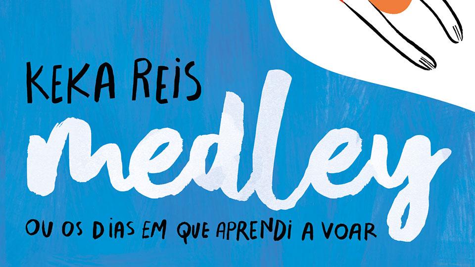 Roteirista premiada Keka Reis estreia na literatura juvenil