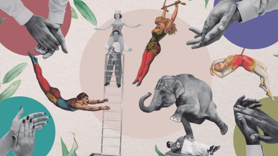 Almanaque do Circo, de Angela Carneiro, tem lançamento em 9 de agosto – disponível gratuitamente para leitura on-line