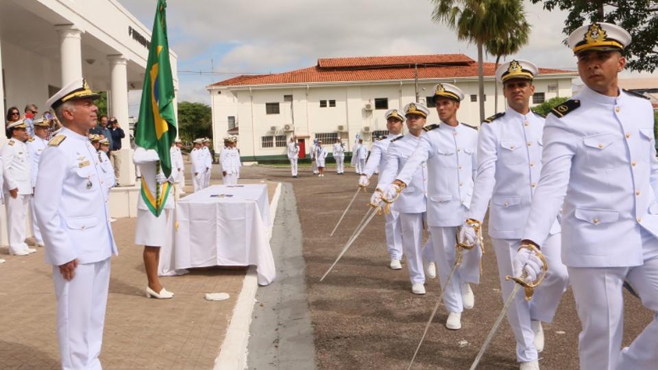 Inscrições abertas na Marinha Brasileira para nível médio técnico