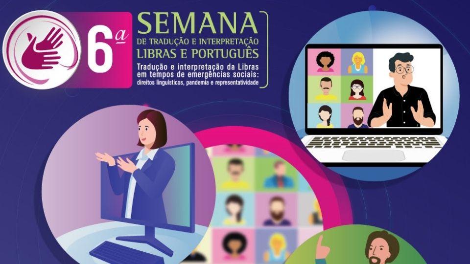 UFSCar promove a VI Semana de Tradução e Interpretação de Libras