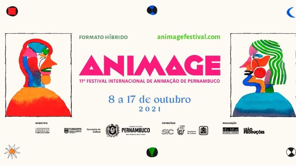 Vai começar a 11ª edição do ANIMAGE (8 a 17/10)