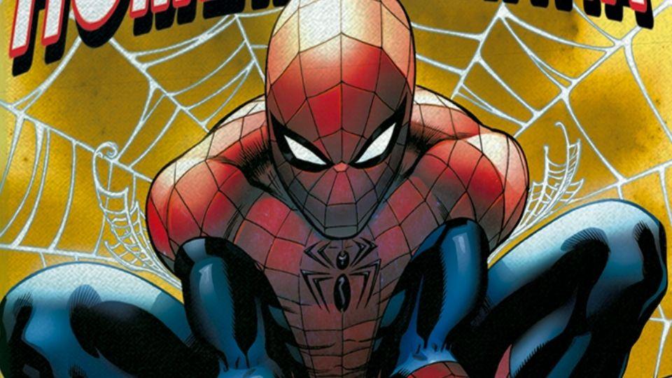 """Lançamento de """"Homem-Aranha: Eternamente Jovem"""""""