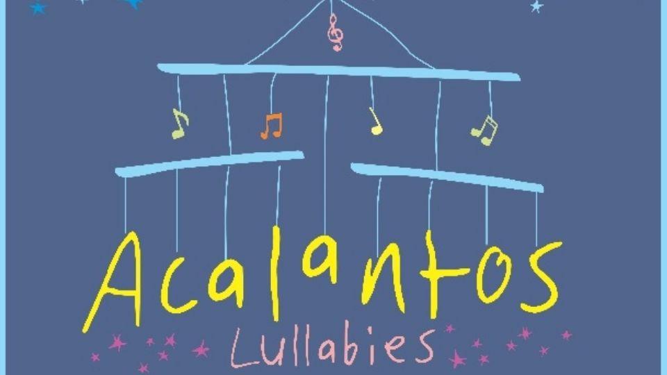 Músicas de Caetano Veloso em versões de canção de ninar pela cantora Fortuna
